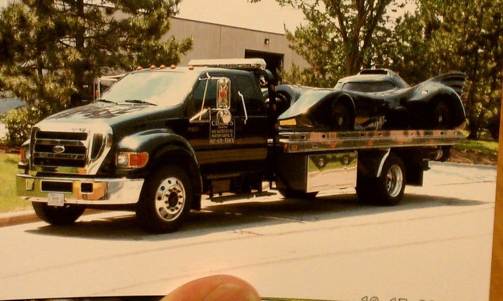 Towing business in Morton Grove, IL
