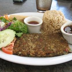 Photo Of Tantawan Vegan Restaurant Los Angeles Ca United States 6 95 Lunch