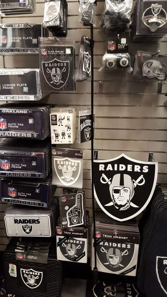 The Raider Image: 493 E Shaw Ave, Fresno, CA