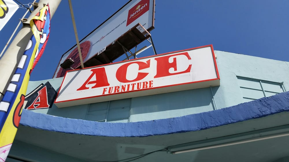 Ace Furniture Furniture Stores 3672 El Cajon Blvd Normal Heights San Diego Ca United