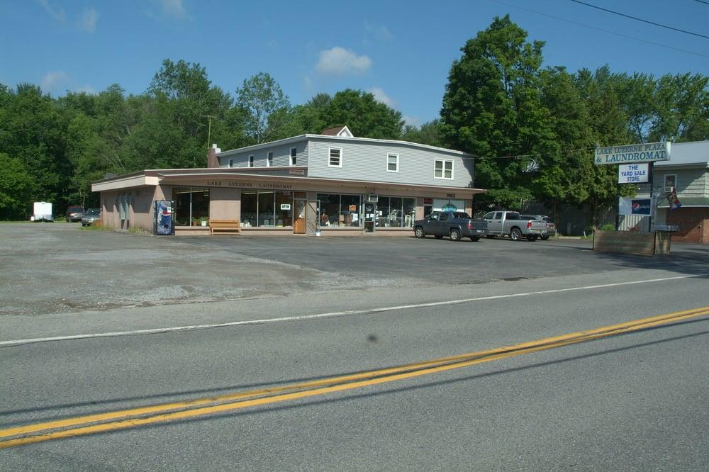 Lake Luzerne Laundromat: 63 Lake Ave, Lake Luzerne, NY