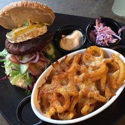 burger restaurant frederiksberg