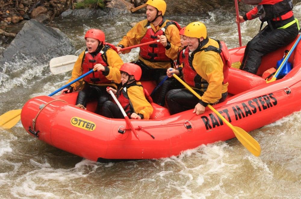 Raft Masters: 2804 Colorado Blvd, Idaho Springs, CO