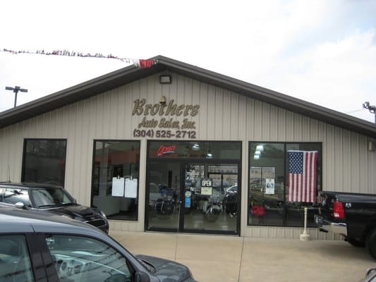 Brothers auto sales used cars huntington wv for Abc motors akron ohio