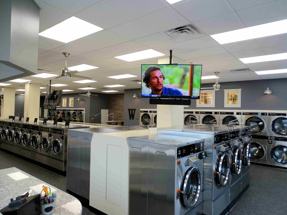 The WashStop Laundry