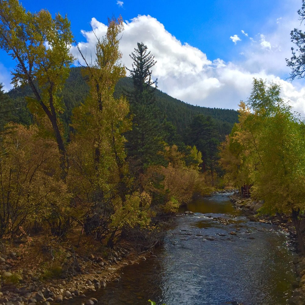 Paradise on the River: 1836 State Hwy 66, Estes Park, CO
