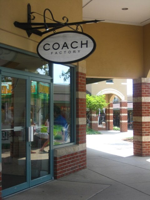 Coach - Grove City - Outlet Stores - 1911 Leesburg Grove ...