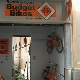 4d67b6d9a69 Budget Bikes - Bike Rentals - Carrer Nou de la Rambla, 106, El Raval ...