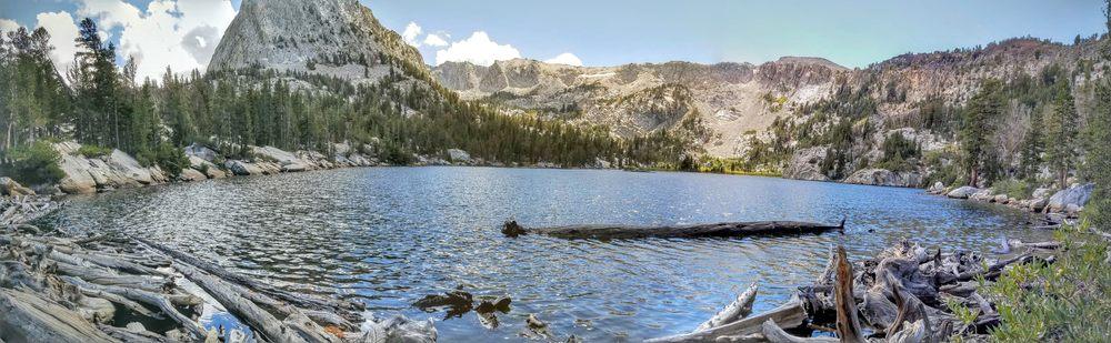 Crystal Lake: Mammoth Lakes, CA