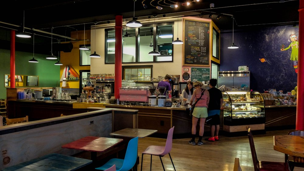 Social Spots from Flying M Coffeeshop