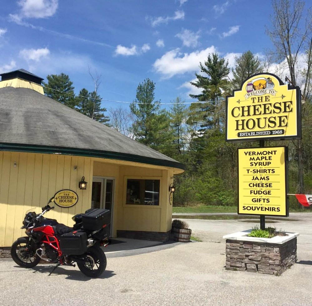 Cheese House: 5187 Vt Route 7A, Arlington, VT