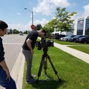 Shooting With Photo Of Concept One Media Downers Grove Il United States