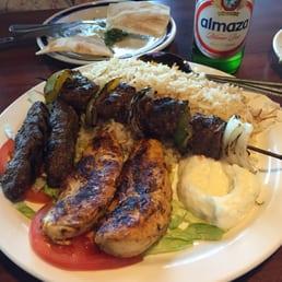 Mediterranean Restaurants South Bend
