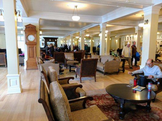Lake Yellowstone Hotel Dining Room 90 Photos 73 Reviews