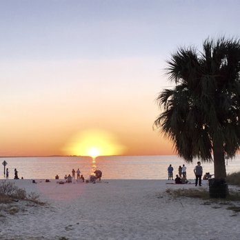 Photo Of Cypress Point Park Tampa Fl United States Sunset At