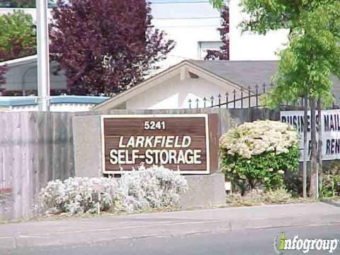 Larkfield Self Storage: 5241 Old Redwood Hwy, Santa Rosa, CA