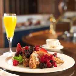 Photo Of The Club Room Monterey Ca United States Breakfast Buffet At