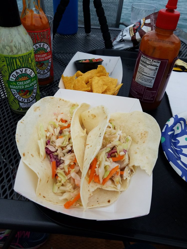 Oceanfront Cafe: 9 Harbor Triangle Rd, Whittier, AK