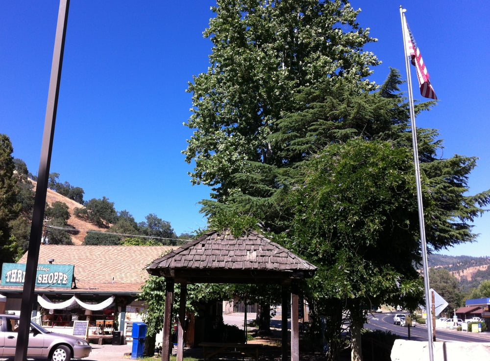 Village Thrift Shoppe: 35300 Highway 41, Coarsegold, CA
