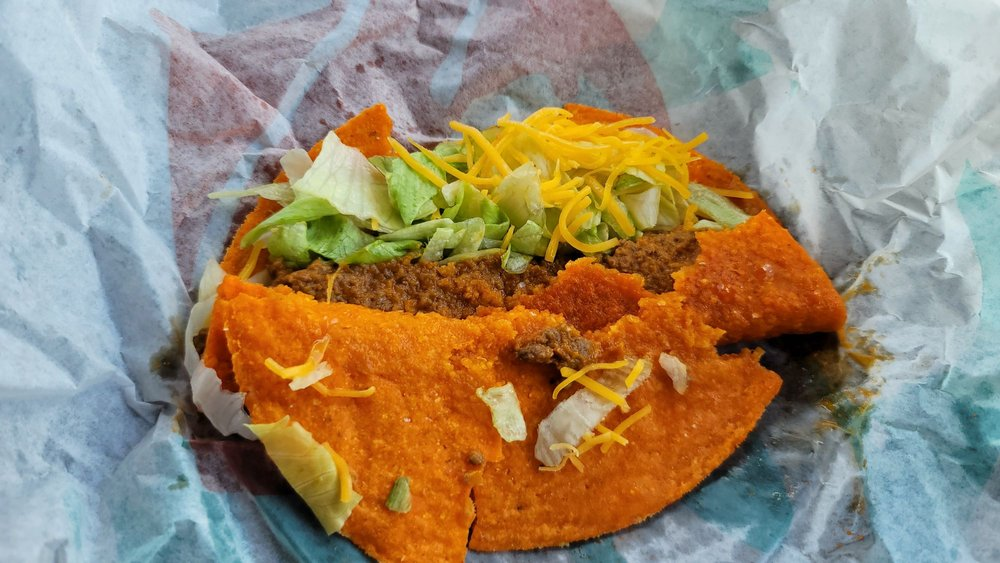 Taco Bell: I-40 Exit 26 Cemetary Rd, Sayre, OK