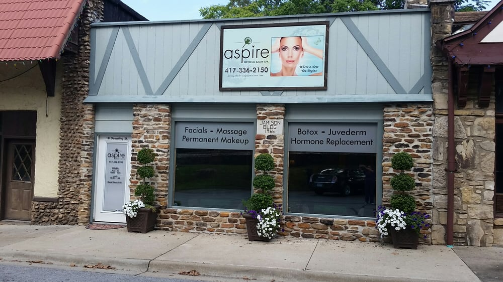 Aspire Medi Spa: 18 Downing St, Hollister, MO