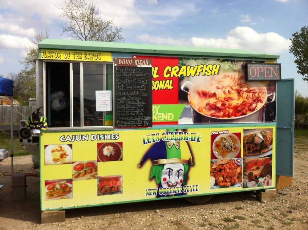 Cajun Restaurants Pflugerville Tx