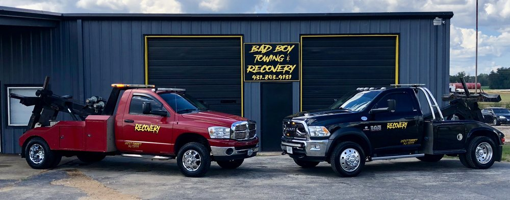 Bad Boy Towing & Recovery: 901 N Military St, Loretto, TN