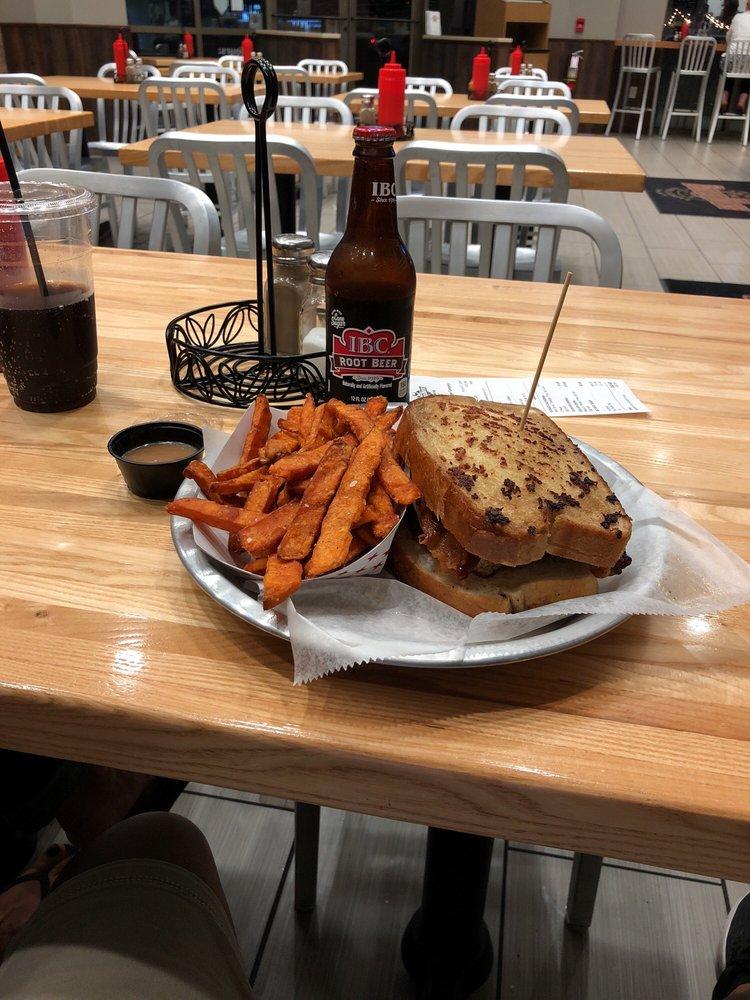 PorterHouse Burger Co. - Palladium: 5836 Samet Dr, High Point, NC