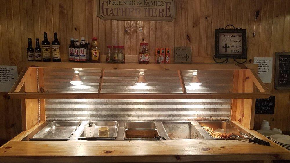 The Country Church Cafe: Hwy 7 E, Kennard, TX