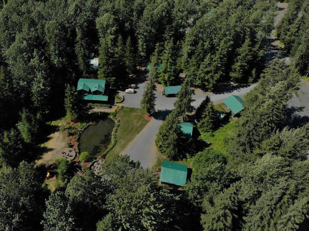 Box Canyon Cabins: 31515 Lois Way, Seward, AK