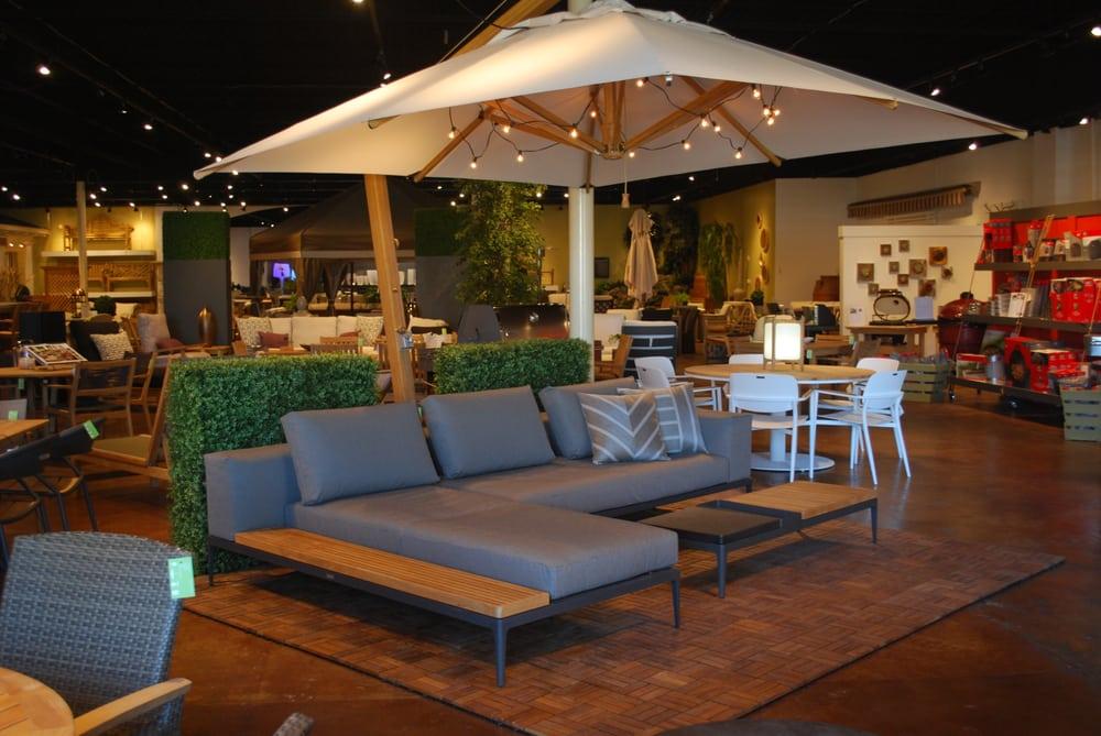 Authenteak outdoor living 11 photos furniture stores for Outdoor furniture atlanta