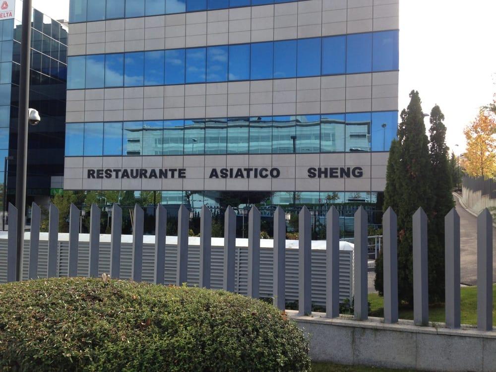 Sheng avenida de la vega 1 alcobendas for Jardin de la vega alcobendas