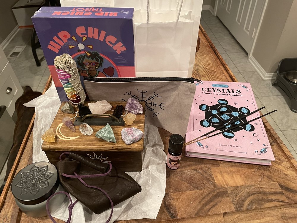 Three Witches Tea Shop: 5001 Garrett Ave, Calverton, MD