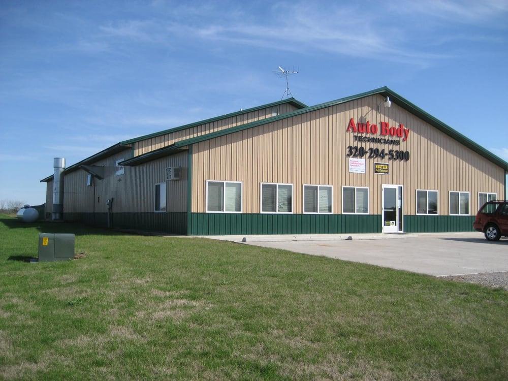 Auto Body Technicians: 11888 150th Ave, Foreston, MN