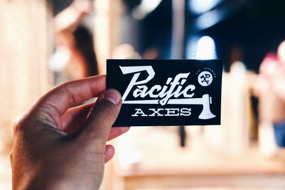 Pacific Axes: 16425 80th St NE, Redmond, WA