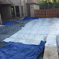Photo Of Guardian Roofing   Fort Worth, TX, United States. Swimming Pool  Care