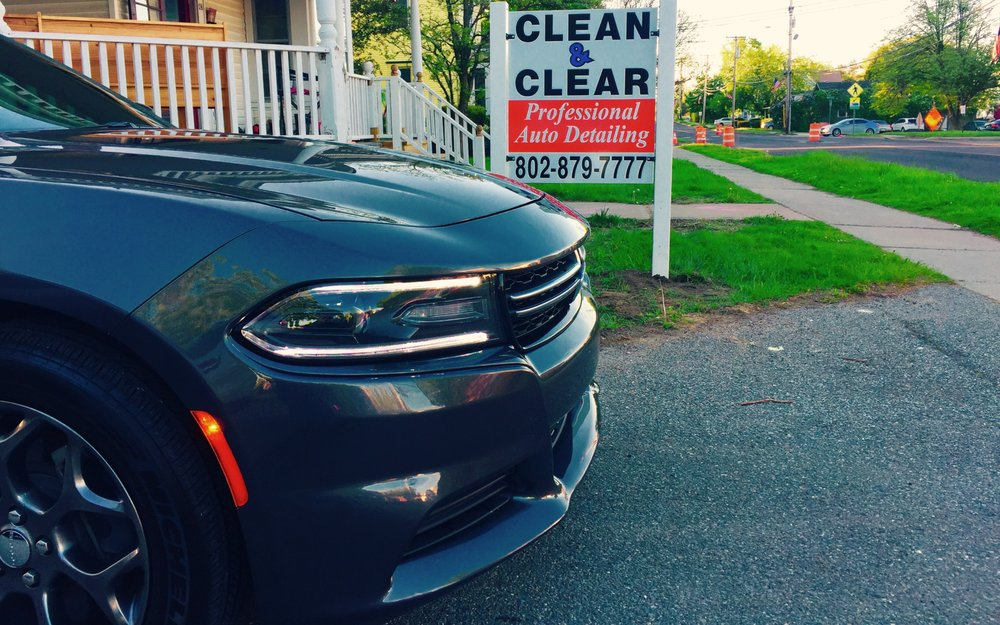 Clean and Clear Auto Detail: 18 Lincoln St Rear, Essex Junction, VT