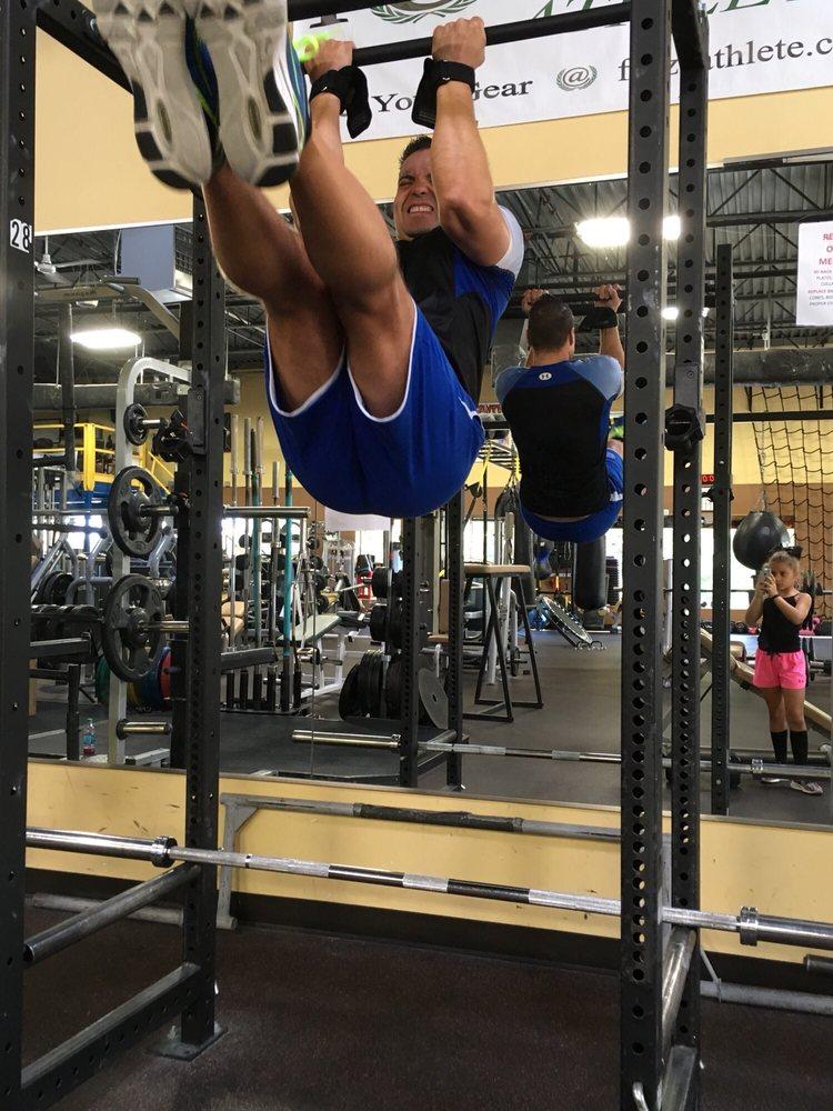 Forze XXIV Training Gym: 11605 Crossroads Cir, Middle River, MD
