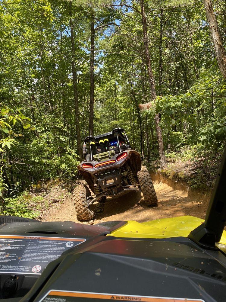 Top Trails: 1247-1543 Horne Dr, Talladega, AL