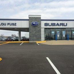 Lou Fusz Subaru St Peters - 14 Fotoğraf & 20 Yorum - Araba Satıcıları - 4440 N Service Rd, St ...