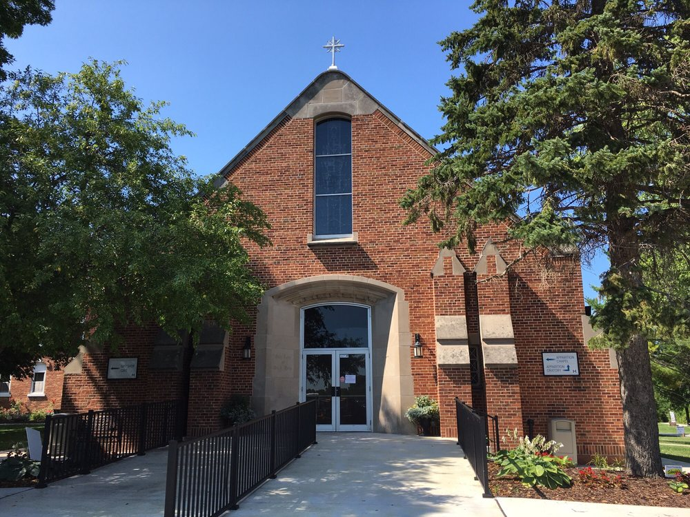 Shrine of Our Lady of Good Help: 4047 Chapel Dr, Champion, WI