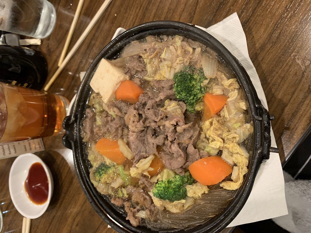 Sakura Japanese Restaurant: 4430 Rosewood Dr, Columbia, SC