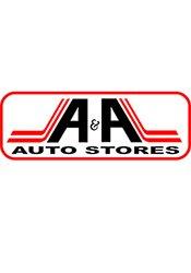 A & A Auto Stores: 588 Market St, Kingston, PA
