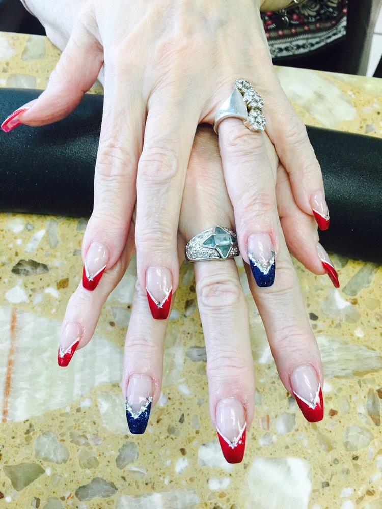 Center Nail Spa: 4025 Santa Barbara Blvd, Naples, FL