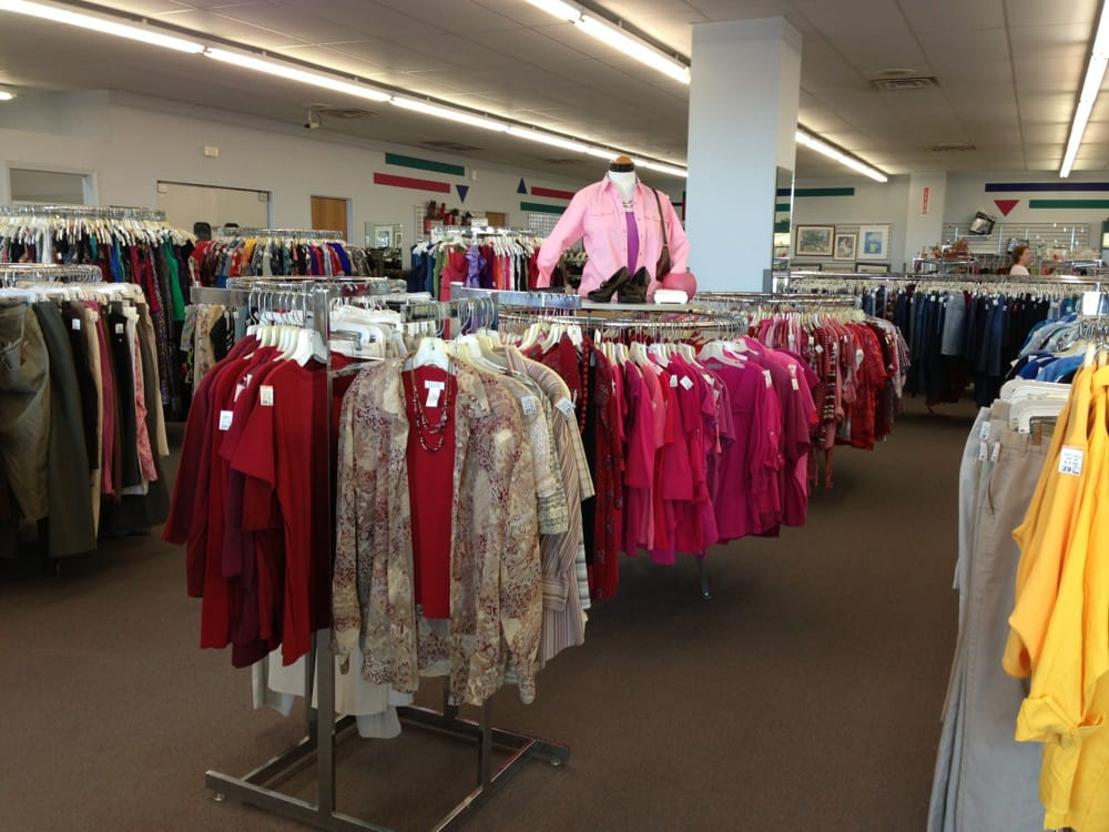 Goodwill Industry Store: 715 S George Nigh Expy, McAlester, OK