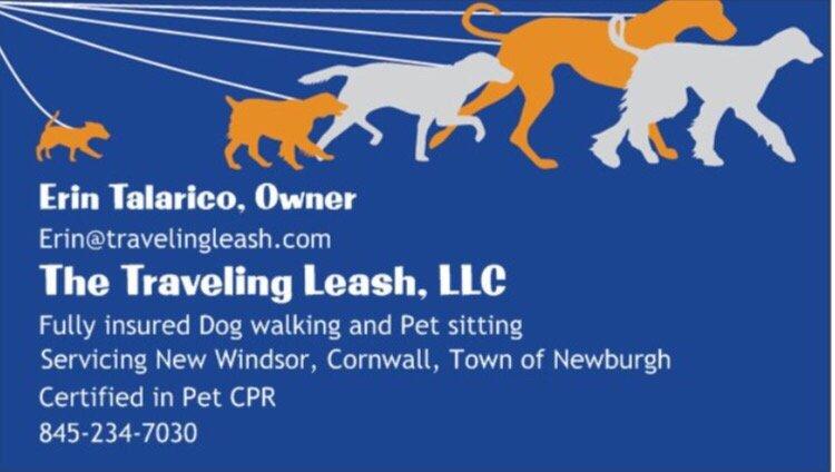 The Traveling Leash: New Windsor, NY