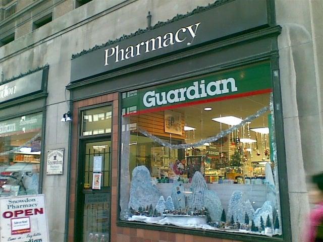 Snowdon Guardian Compounding Pharmacy