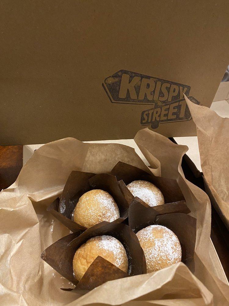 Food from Krispy Street