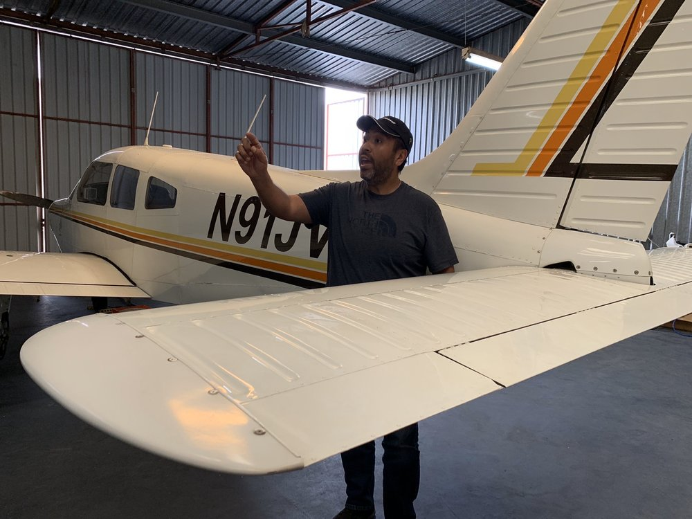 JV Aviation Services: 4233 Santa Anita Ave, El Monte, CA