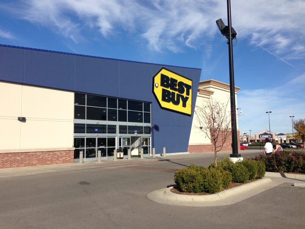Best Buy NW Wichita: 2727 N Maize Rd, Wichita, KS